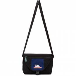 Off-White Black Equipment Messenger Bag OMKN008S20H590201000
