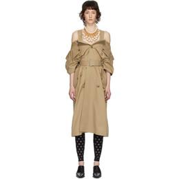 Junya Watanabe Beige Trench Dress JE-0021-051