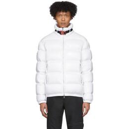 Moncler Genius 6 Moncler 1017 ALYX 9SM White Down Sirus Jacket 41304 - 00 - 68950