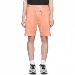 Hugo Orange Ginzou Shorts 50422572
