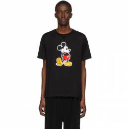 Takahiromiyashita The Soloist Black Disney Edition Mickey T-Shirt sc.0031aSS20
