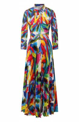 Платье-макси Sara Roka T0SCA105/37-SS2030