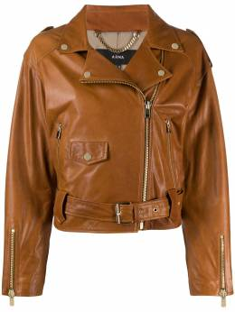 Arma приталенная байкерская куртка 006L20103602