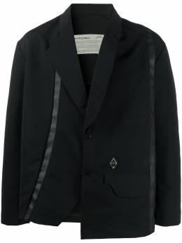 A-Cold-Wall* пиджак свободного кроя MH008WHL
