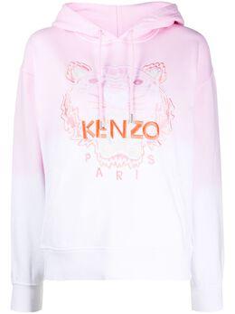 Kenzo худи Tiger с эффектом омбре FA52SW8674XG