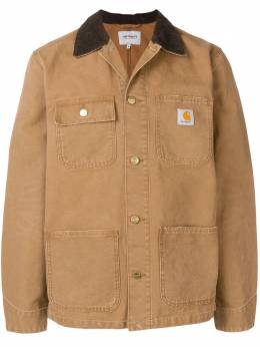 Carhartt Wip куртка с накладными карманами I02648003
