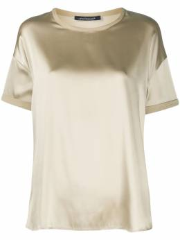 Luisa Cerano футболка с короткими рукавами 3186097563