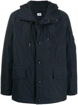 C.P. Company куртка Total Eclipse с капюшоном 08CMOW091A003778A
