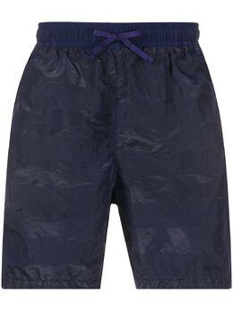 Stone Island Shadow Project плавки-шорты в полоску MO7219B0316