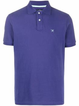 Hackett рубашка-поло с логотипом HM562363