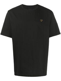Juun.J футболка с круглым вырезом и логотипом JC0442P305