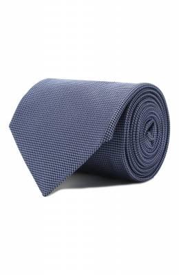 Шелковый галстук Corneliani 85U302-0120302/00