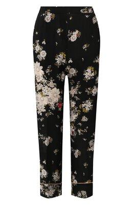 Шелковые брюки No. 21 20E N2M0/B062/5531