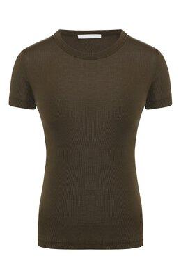 Шелковая футболка Helmut Lang K01HW503