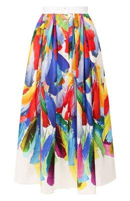 Хлопковая юбка Sara Roka BABS/31-SS2005