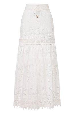 Хлопковая юбка Melissa Odabash ALESSIA