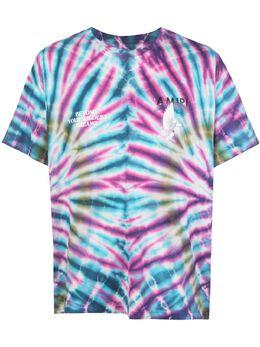 Amiri футболка с принтом тай-дай Y0M03453CJ