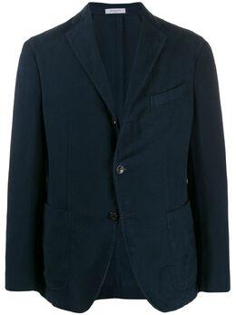 Boglioli однобортный пиджак N2902QBMC401