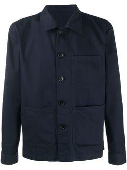 Lardini куртка-рубашка с карманами EIENZOEIC1199