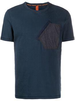 Raeburn футболка с накладным карманом RM41001R20SC400