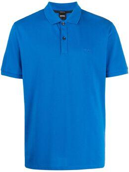 Boss by Hugo Boss рубашка-поло с вышитым логотипом PALLAS50425985