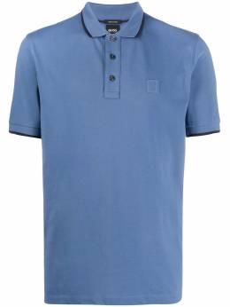 Boss by Hugo Boss рубашка-поло с контрастной отделкой PARLAY7350424202