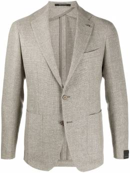 Tagliatore однобортный пиджак 1SMC22K47UEG076