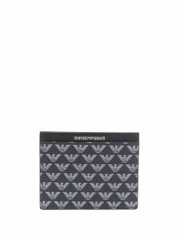 Emporio Armani картхолдер с логотипом Y4R069YG91J80143