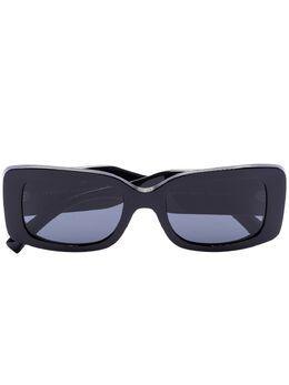 Versace Eyewear солнцезащитные очки с архивным логотипом 90-х годов 0VE4377