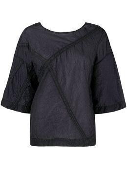 Raeburn футболка со вставками RW41001R20SC400