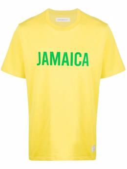 Department 5 футболка с надписью Jamaica U020J07J2001