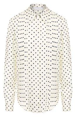 Шелковая рубашка Gabriela Hearst 320103 P009