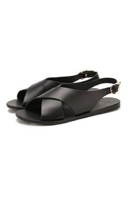 Кожаные сандалии Maria Ancient Greek Sandals MARIA/BLACK