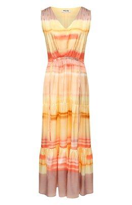 Шелковое платье Max & Moi E20R0SEAU