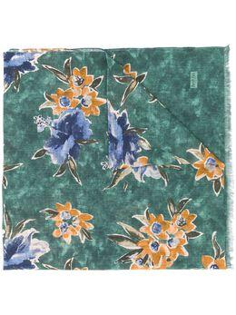 Barba шарф с цветочным принтом SCIASS20
