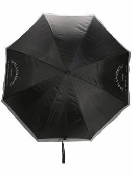 Karl Lagerfeld зонт с логотипом 201W3909