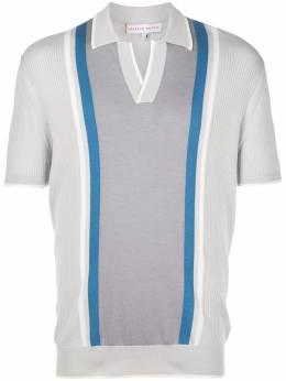 Orlebar Brown рубашка-поло Horton в рубчик 271646L