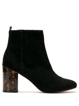 Blue Bird Shoes ботильоны на блочном каблуке черепаховой расцветки W2018422