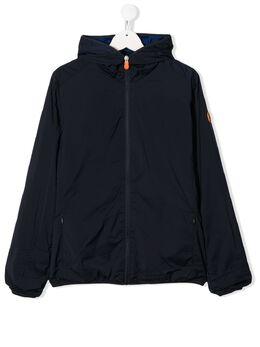 Save The Duck Kids куртка на молнии с капюшоном J3915U0CTAXT