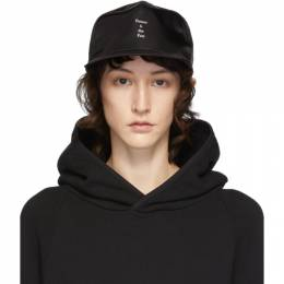 Undercover Black Future Is The Past Cap UCY4H03