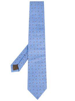 Church's галстук с микропринтом H01513