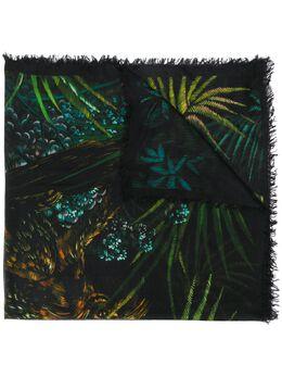 Alanui шарф с принтом LWMA006S20FAB0018787