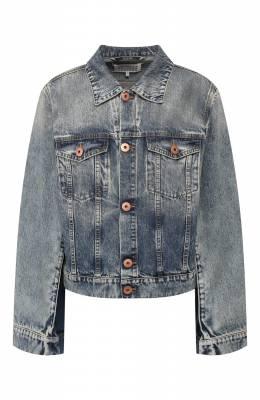 Джинсовая куртка Maison Margiela S51AM0385/S30617