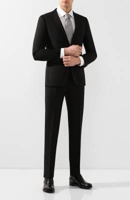 Шерстяной костюм Boss by Hugo Boss 50427030