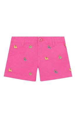 Хлопковые шорты Polo Ralph Lauren 313784535