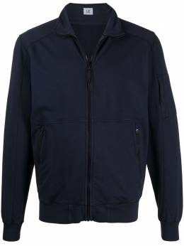 C.P. Company спортивная куртка на молнии 08CMSS132B002246G