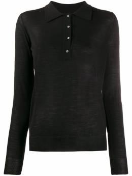 Nuur рубашка-поло тонкой вязки C03004