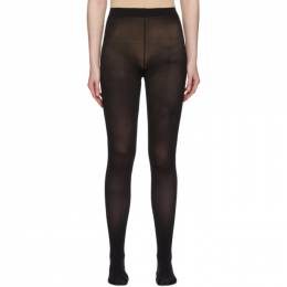Tricot Comme Des Garcons Black Nylon Tights TZ-K505-051
