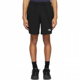 The North Face Black Graphic Collection Shorts NF0A48TT