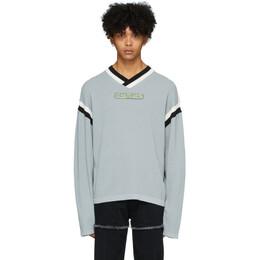 Eytys Grey Tucker Sweater TCQ
